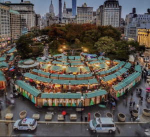 I 10 luoghi imperdibili a New York per un Natale #allitaliana