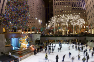 10 places you don't have to miss in New York for a Christmas #allitaliana