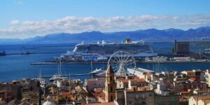 I've been a Tourist in my city and I introduce it. Here is Cagliari.